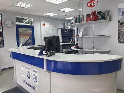 Warsztat samochodowy w Warszawie