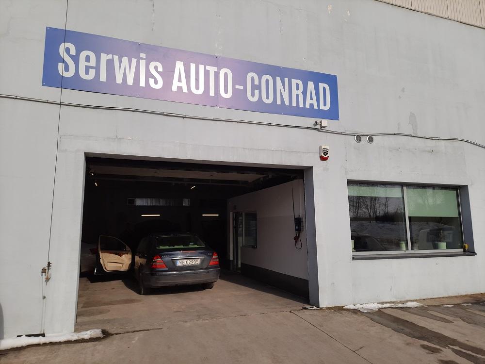 Dojazd do Auto Conrad 4